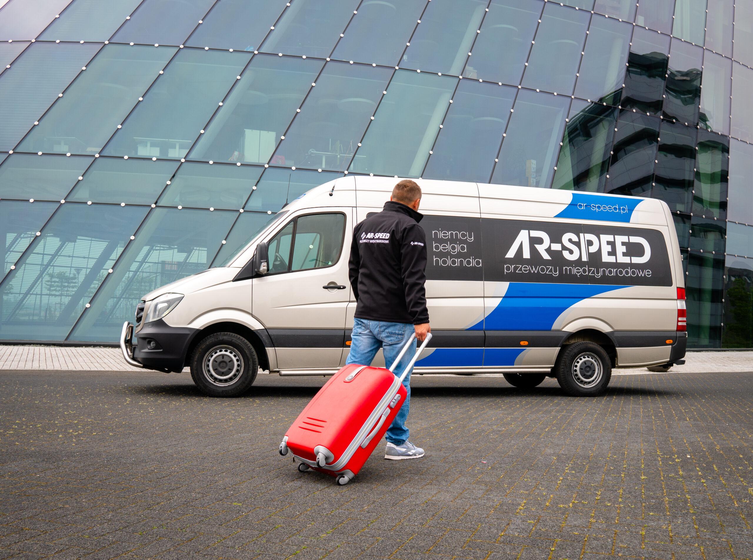 transport paczek do holandii